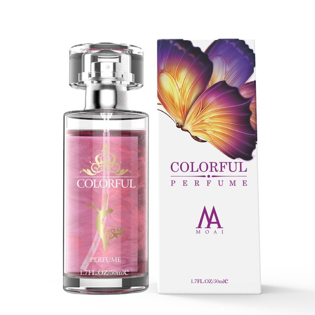Pheromone Perfume Aphrodisiac For Men Body Spray Flirt Perfume Attract Women Scented Water