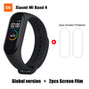 Original Xiaomi Mi Band 4 Smart Wristband 3 Color AMOLED Screen Mi Band 4 Global version Heart Rate Fitness Music Bracelet