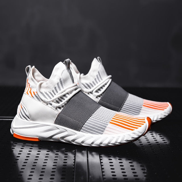 Mesh Breathable Sneakers Men Running Shoes