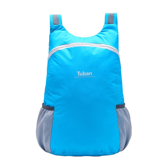 Lightweight Nylon Foldable Backpack Waterproof Backpack Folding Bag