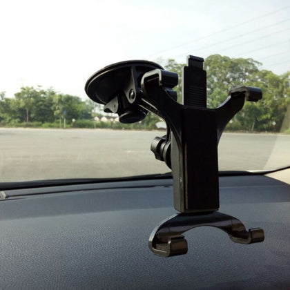 Car Dashboard windshield Mount Holder Stand For 7-11 inch ipad Galaxy Tab Tablet 10166