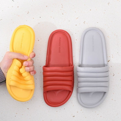Unisex Slippers Women Men Shoes Summer Bathroom Slipper Flip Flop