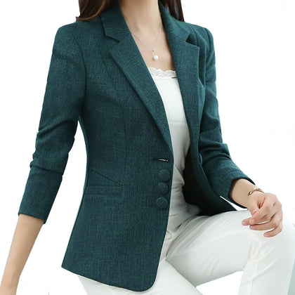 Elegant Fashion Lady Blazers Coat