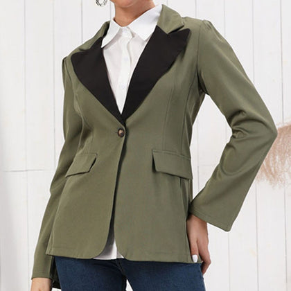 Autumn Slim Women Jackets Blazer