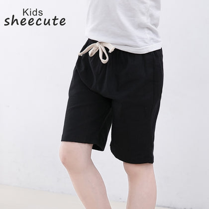 SheeCute New Arrival Summer Girls Shorts Kids Candy Color shorts