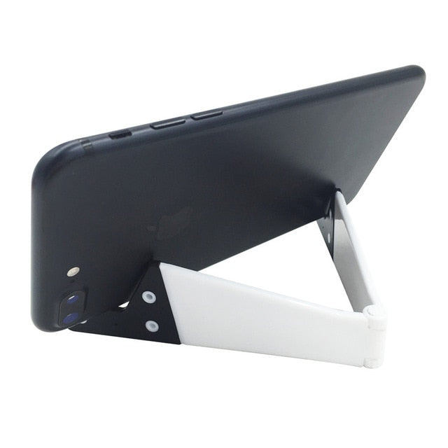 Universal Foldable Mobile Phone Holder for iPhone X 8 Tablet Stand Desk Holder for iPad 9.7 Pro 10.5 Air 2/1 Mini Tablet Mount