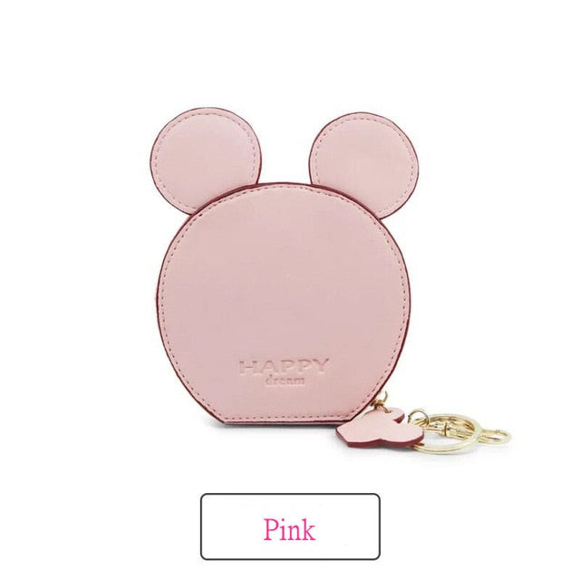Heat Fashion Brand Design Women Mickey Shaped Bag Cute Funny Women Evening Bag Clutch Purse Chain Shoulder Bag for Birthday Gift