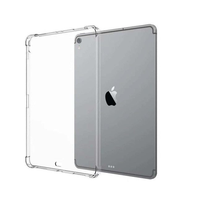 Clear Transparent Silicon TPU Case For iPad Pro 11Inch Cover Case For iPad Pro Case Slim Tablet Cover For iPad pro 11 inch