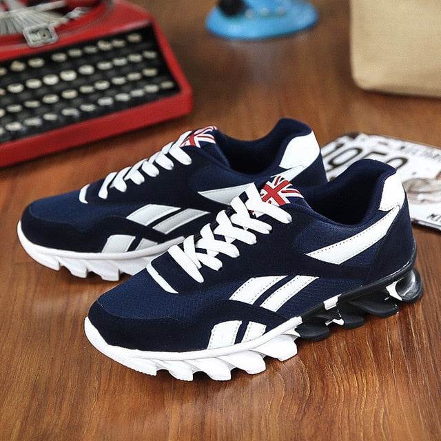 Spring Autumn Men Running Shoes For Outdoor Comfortable MenTrianers Sneakers