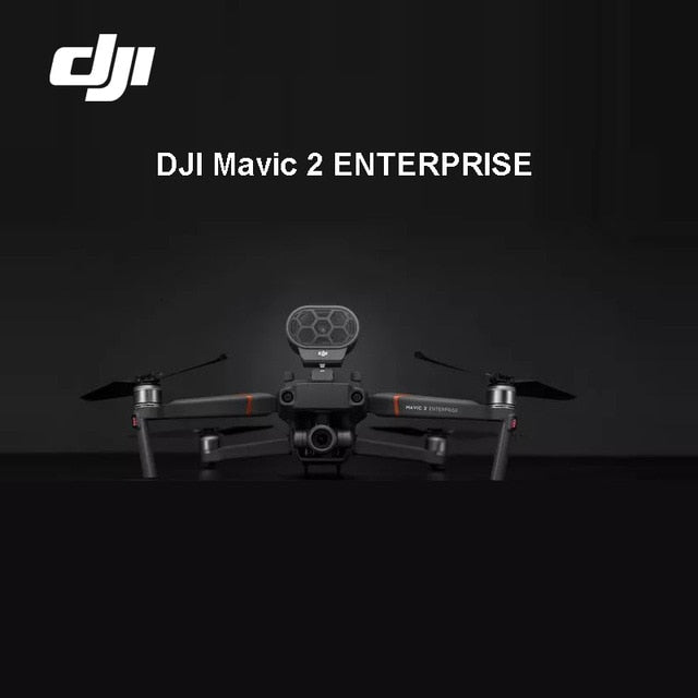 DJI Mavic 2 ENTERPRISE DUAL / Mavic 2 ENTERPRISE Drone with M2E Spotlight and M2E Speaker and M2E Beacon RC Quadcopter  in stock