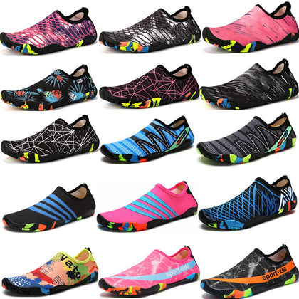 Swimming Water Aqua Shoes Men Women Beach Camping Shoes Adult Unisex