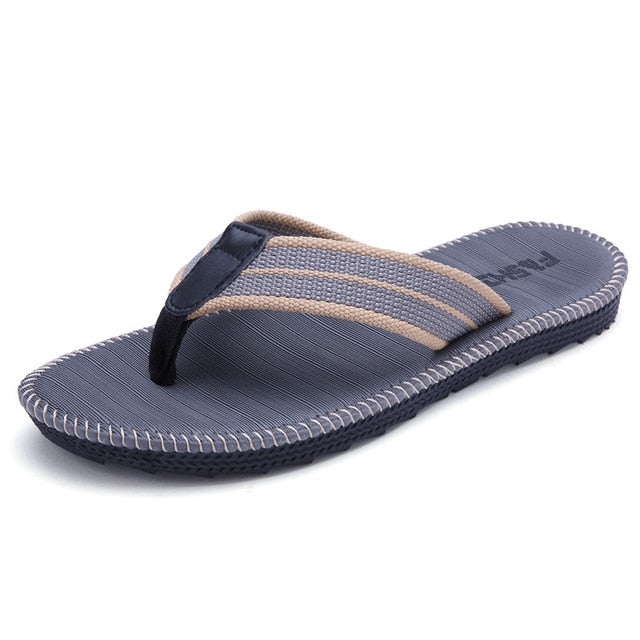 Summer couples men and women fashion trend flip flops slippers