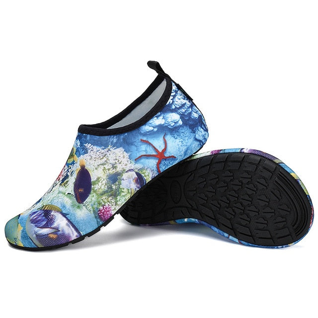 Barefoot Shoes Men Summer Water Shoes Woman Swimming Diving Socks