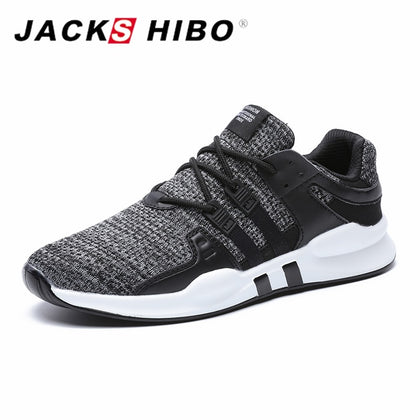 Men Running Shoes Four Season Breathable Sports Shoes