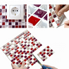 Hot Sale! 3D Mosaic Tile Self-adhesive Stickers(4 PCS)