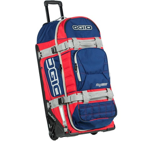 OGIO Rig Blue-Gray-Red
