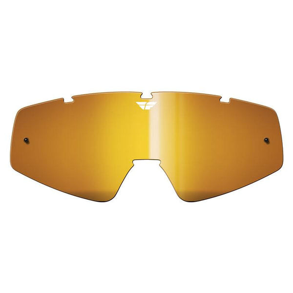 FLY ZONE/FOCUS GOGGLE LENS (2012-2018) Lgt AMBER
