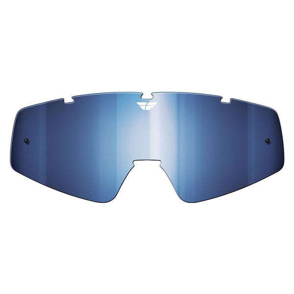 FLY ZONE/FOCUS GOGGLE LENS (2012-2018) CHR/ BLU
