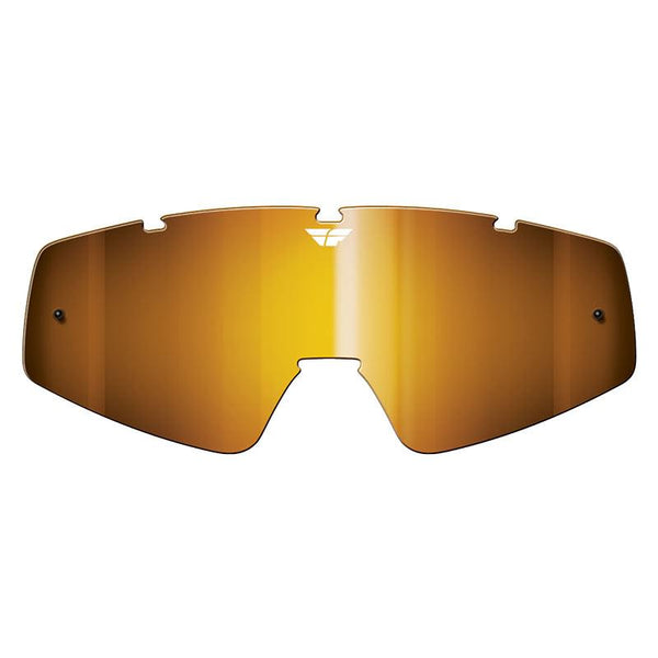 FLY ZONE/FOCUS GOGGLE LENS (2012-2018) CHR/ AMBER
