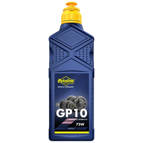 PUTOLINE GP10 GEAR OIL 75W 1LT (70162) *12