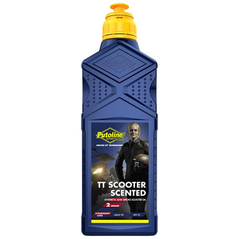 PUTOLINE TT SCOOTER SCENTED -SYNTH/INJECTOR 1LT (70484) *12