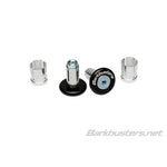 BARKBUSTERS BAR END PLUG 14mm/18mm - BLK (PAIR)
