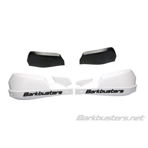 BARKBUSTERS HANDGUARD VPS - WHT (PLASTIC GUARD ONLY)