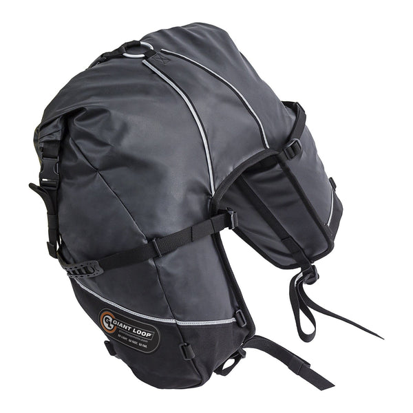 GIANT LOOP GREAT BASIN SADDLEBAG - BLK