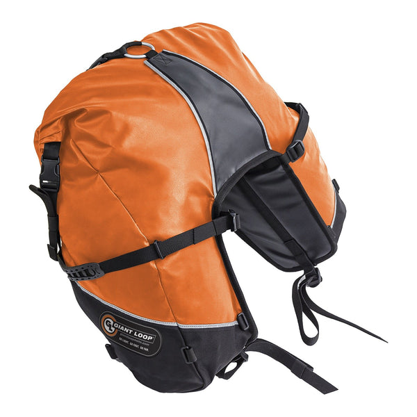 GIANT LOOP GREAT BASIN SADDLEBAG - ORG