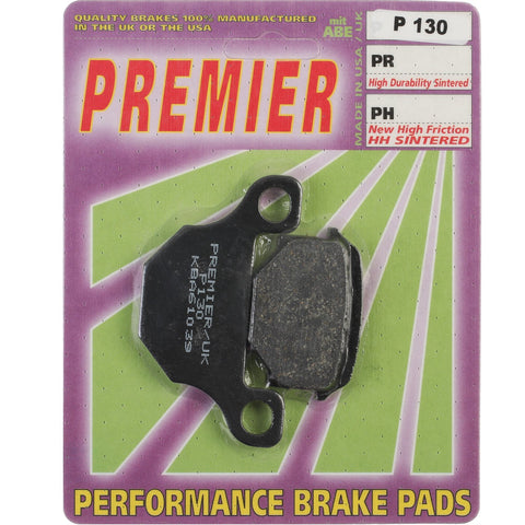 PREMIER BRAKE PADS Chinese GN125 (frame # starts LC66PC)