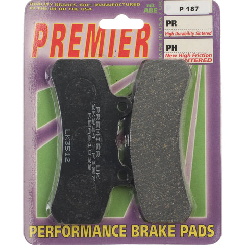 PREMIER BRAKE PADS BUELL FRONT