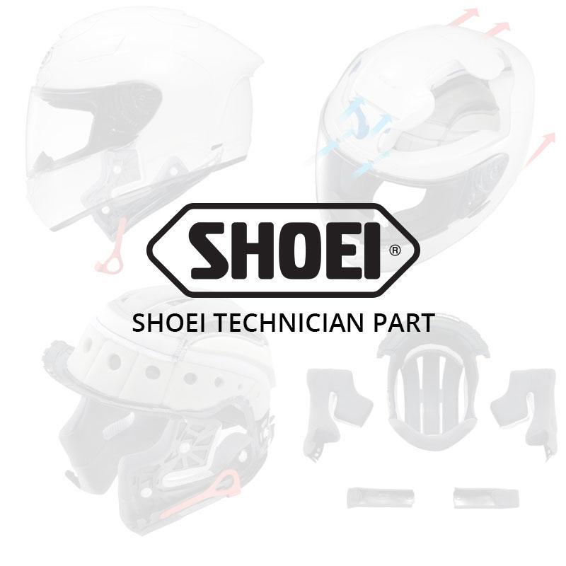 SHOEI GT-AIR TOP OUTLET WHT SMO