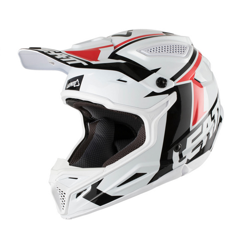 Leatt Gpx 4.5 HELMET V20 White/Black 2XL