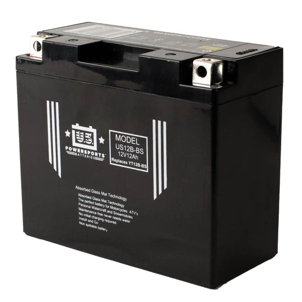 USPS AGM BATTERY US12B-BS   YT12B-BS *8