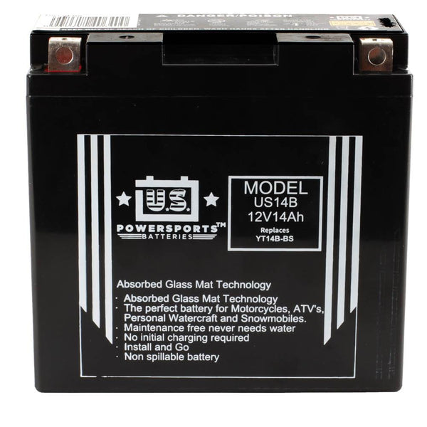 USPS AGM BATTERY US14B  YT14B-BS  *8 %