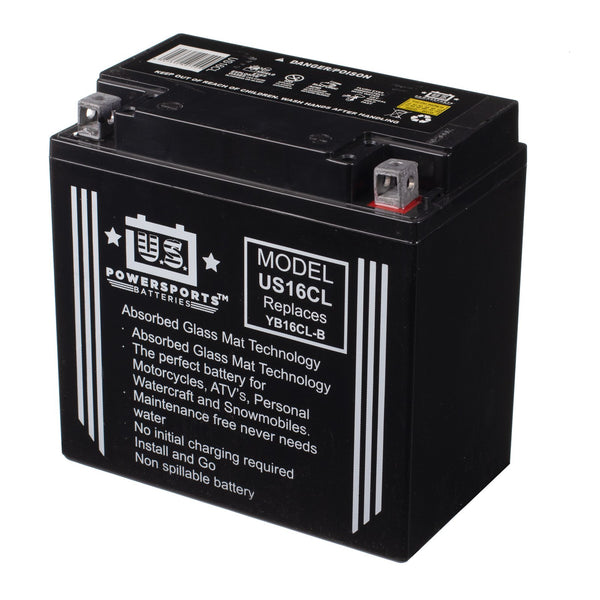 USPS AGM BATTERY US16CL   YB16CL-B  *4 use US19CL when gone