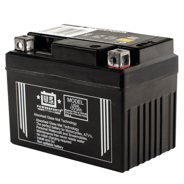 USPS AGM BATTERY US4L-BS    YB4L-B  *10