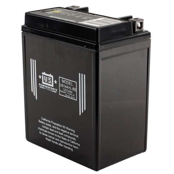 USPS AGM BATTERY US14AHL-BS    YB14L-A2  *4 -L +R