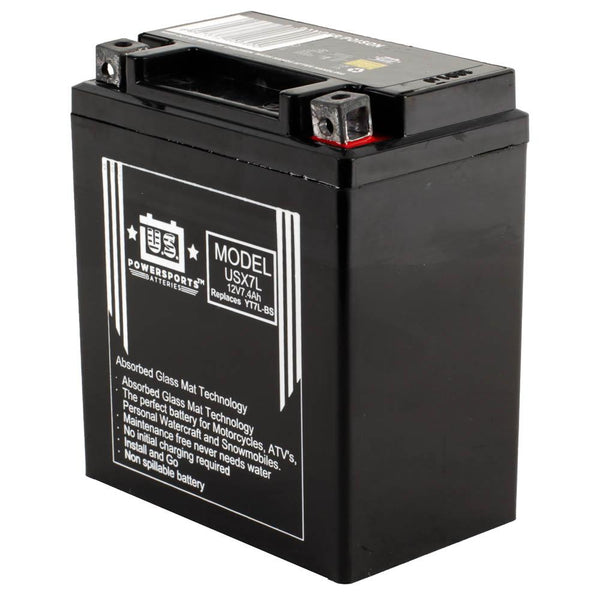 USPS AGM BATTERY USX7L-BS   YTX7L-BS  *10