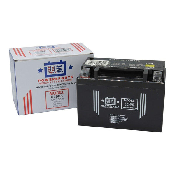 USPS AGM BATTERY USX9   YTX9-BS  *10