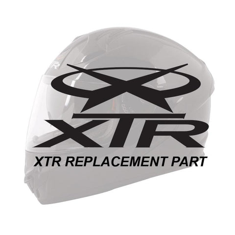 XTR MXE1 EMBLEM PEAK BLK/RED
