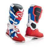 Acerbis X-Rock Boots Red_Blue