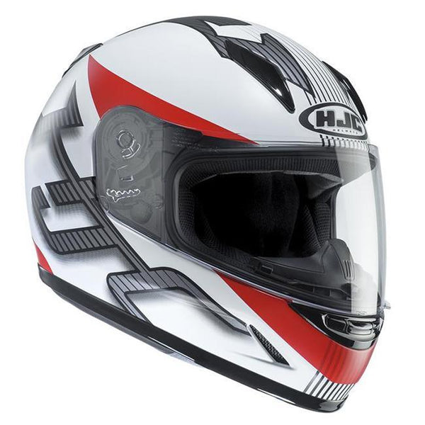 HJC Helmet CLY Youth Goli MC1SF Red Size Small