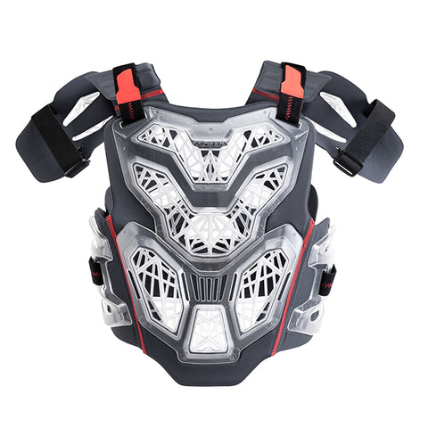 Gravity MX Kid Chest Protector-rear