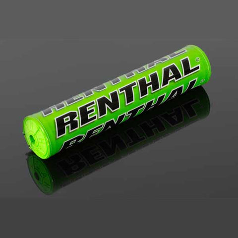 Renthal SX Limited Edition Bar Pad in green colourway (RE-P325)