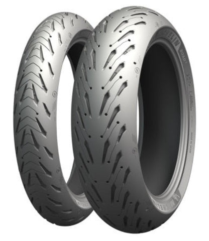 Michelin Road5 120/70-17 & 180/55-17 Set