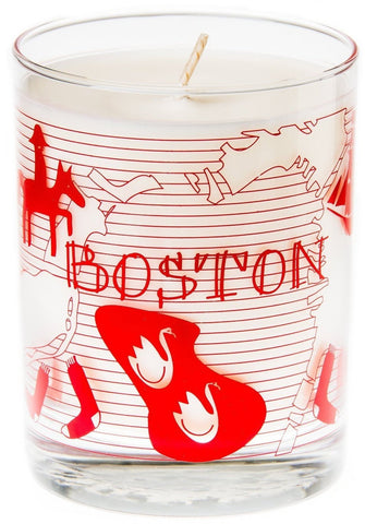 BOSTON TRAVELERS CANDLE