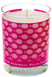 *LIMITED STOCK* PINK SWIMMING FISH CANDLE