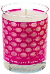*NEW* PINK SWIMMING FISH CANDLE