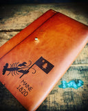 Limited Batch Maine 1820 Leather Journal